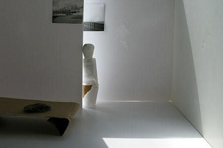 breadman testopstelling maquette kijkdoos